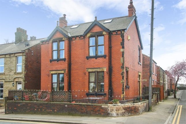 Thumbnail Detached house for sale in Audrey Street, Ossett, West Yorkshire