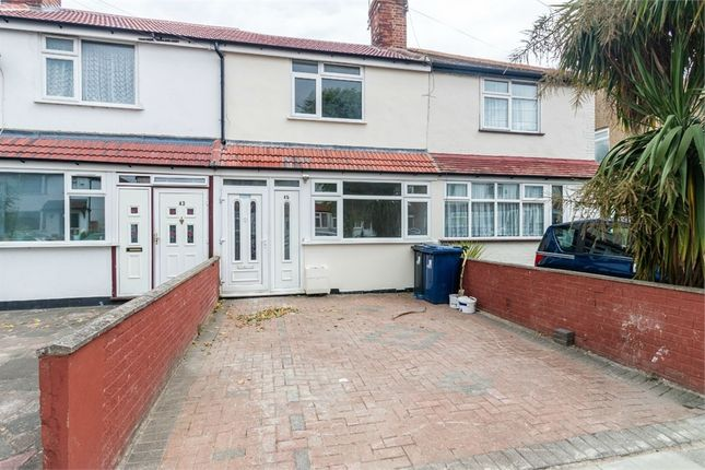 2 bed terraced house for sale in Empire Road, Perivale, Greenford