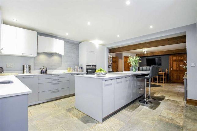 Thumbnail Semi-detached house for sale in Todmorden Road, Briercliffe, Lancashire
