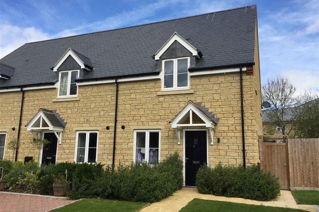 Thumbnail Semi-detached house to rent in Storey Mews, Malmesbury