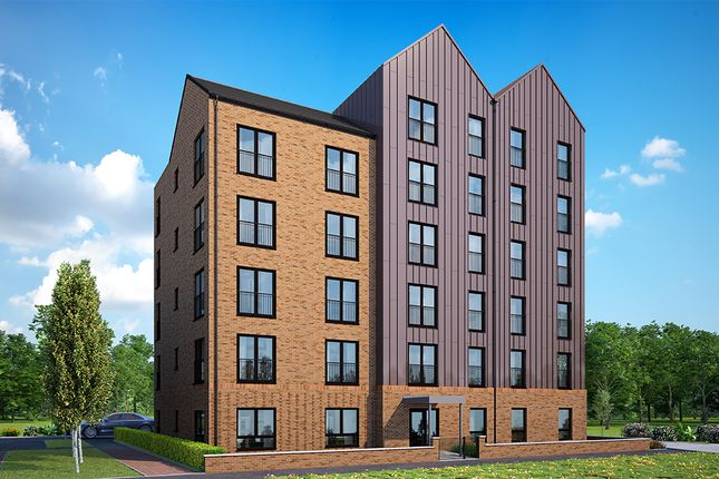 "Thumbnail Flat for sale in ""The Berkeley"" at Pinkston Road, Glasgow"