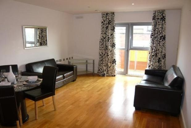 Thumbnail Flat to rent in The Lock, City Centre