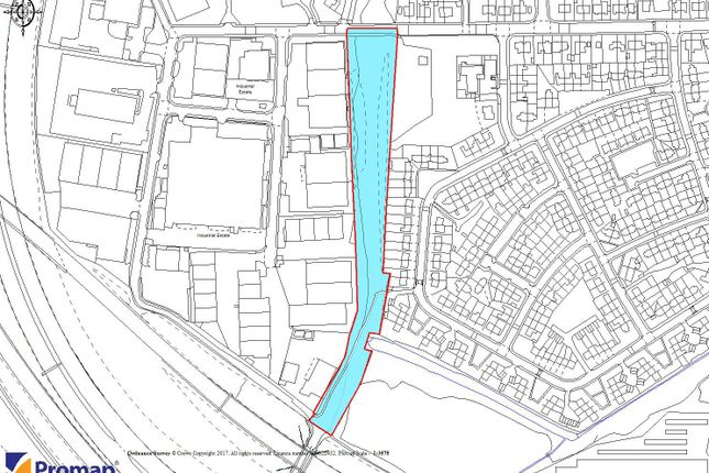 Thumbnail Land for sale in Land Off Springfield Road, Bolton