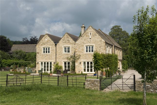 Thumbnail Detached house for sale in Withington, Cheltenham