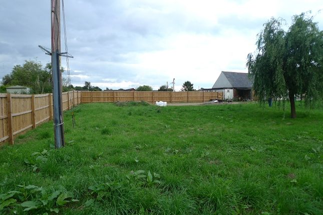 Thumbnail Land for sale in Hillgate, Gedney Hill, Spalding, Lincolnshire.