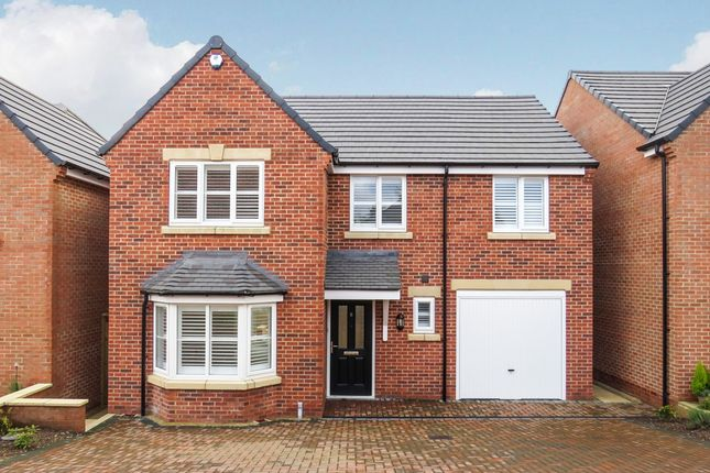 Thumbnail Detached house for sale in Arella Fields Close, Stanley Common, Derby