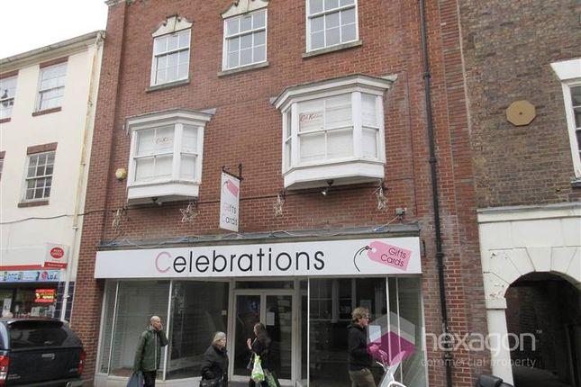 Thumbnail Retail premises to let in 47 High Street, Stourbridge