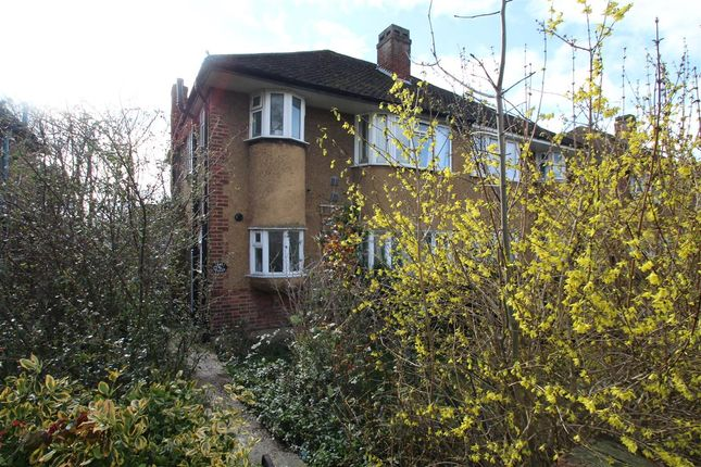 Thumbnail Maisonette for sale in Staines Road, Bedfont, Feltham