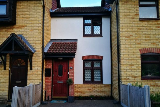 Thumbnail Terraced house for sale in Mansard Close, Hornchurch