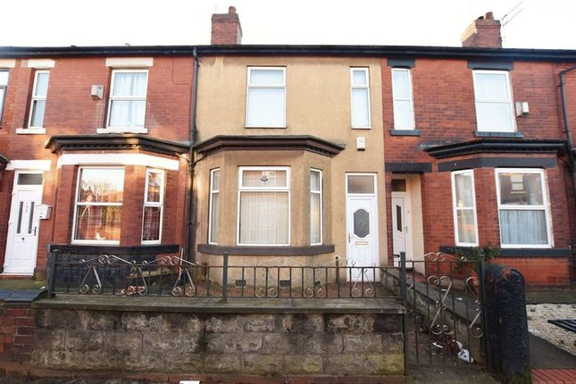 3 bed terraced house for sale in Barton Lane, Eccles, Manchester