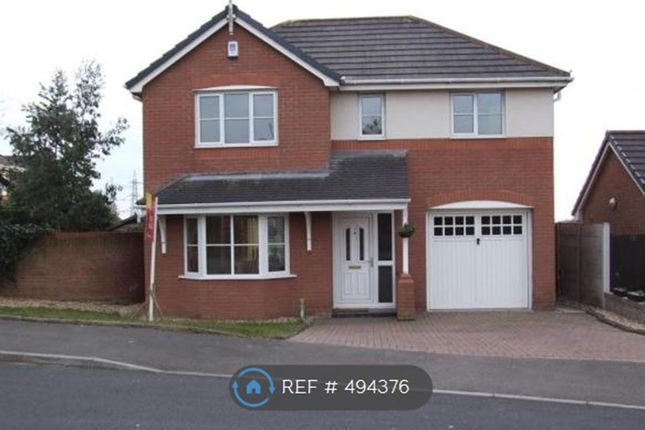 Thumbnail Detached house to rent in Saxon Heights, Heysham, Morecambe