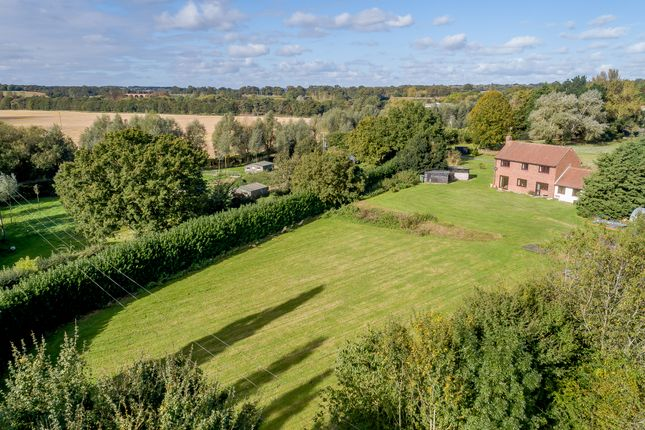 Thumbnail Farmhouse for sale in Bakers Lane, Colchester