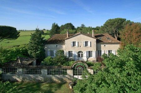 Thumbnail Equestrian property for sale in Eymet, Dordogne, France