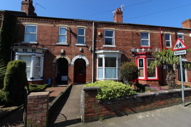 Thumbnail Terraced house for sale in Northolme, Gainsborough