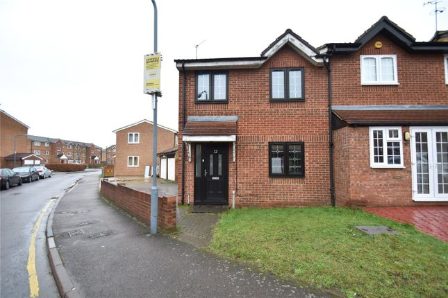 Thumbnail Semi-detached house for sale in Express Drive, Ilford