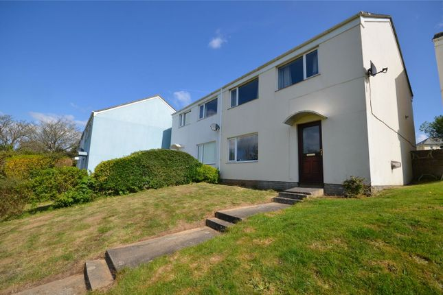 Thumbnail Semi-detached house for sale in St Clements Close, Truro, Cornwall