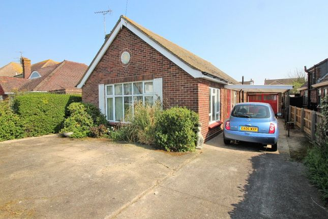 Thumbnail Detached bungalow for sale in Third Avenue, Clacton On Sea