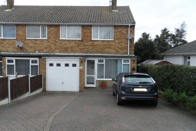 Thumbnail Semi-detached house for sale in Holland Road, Clacton On Sea