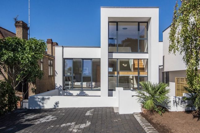 Thumbnail Detached house for sale in Canonbie Road, London
