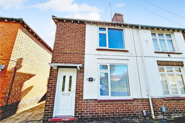 2 bed semi-detached house to rent in Shirley Road, Rushden, Northants NN10