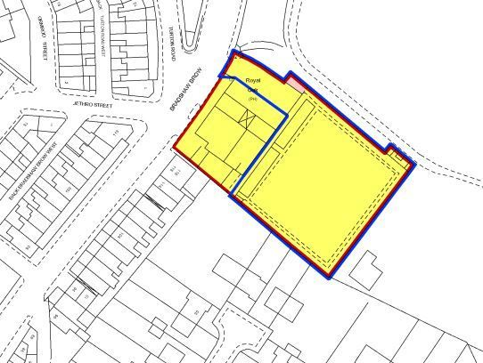 Thumbnail Land for sale in Bradshaw Brow, Bradshaw, Bolton