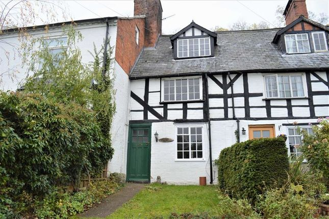 Thumbnail Terraced house to rent in 1, Plough Bank, Montgomery, Powys