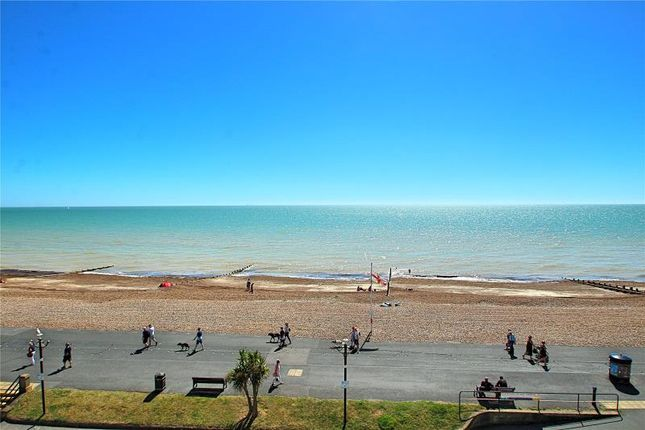 Thumbnail Flat for sale in Cavendish House, 115-116 Marine Parade, Worthing