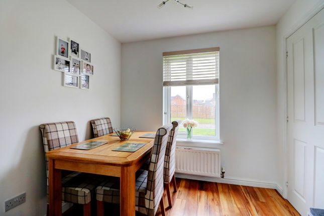 Dining Area of Barn Drive, Cambuslang, Glasgow G72