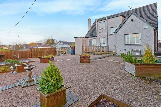 Thumbnail Detached house for sale in Bank Street, Slamannan, Falkirk