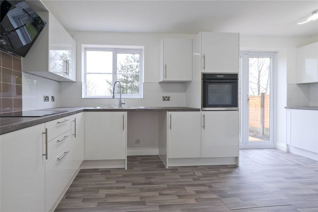 Thumbnail Detached house for sale in Spring Meadows, Clayton Le Moors, Accrington, Lancashire