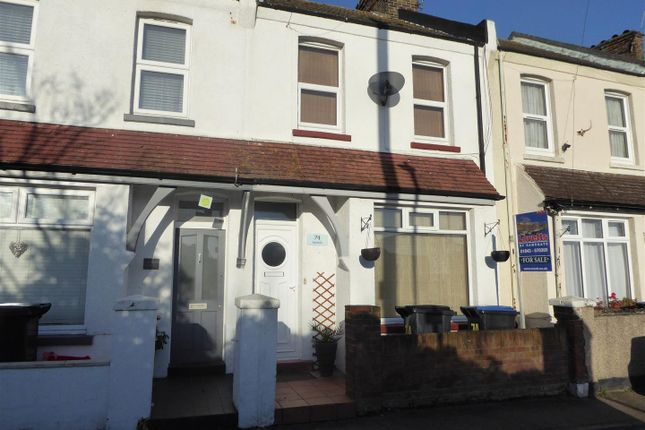 Terraced house for sale in Church Road, Ramsgate
