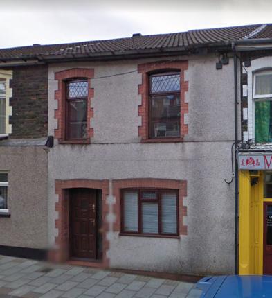 Thumbnail Room to rent in Duffryn Terrace, Elliots Town, New Tredegar