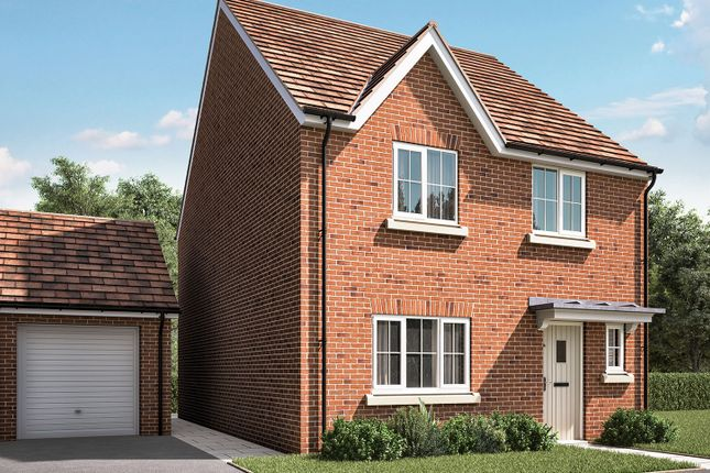 "4 bedroom detached house for sale in ""The Mylne"" at Butt Lane, Thornbury, Bristol"