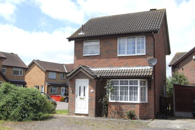 Thumbnail Detached house to rent in Coniston Drive, Aylesham