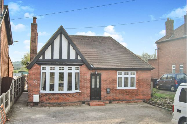 Thumbnail Detached bungalow for sale in High Lane East, West Hallam
