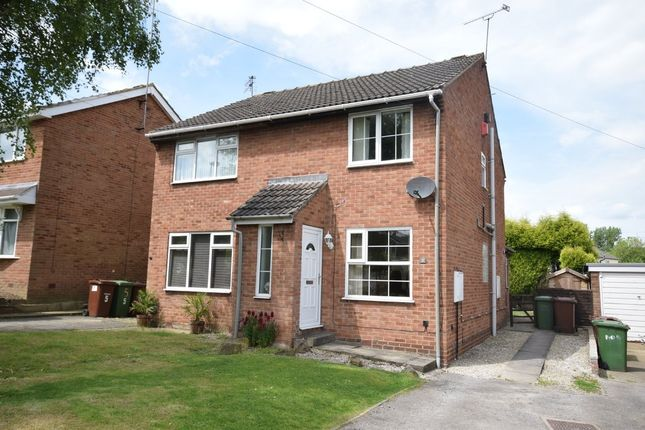 2 bed semi-detached house for sale in Miller Garth, Ackworth, Pontefract