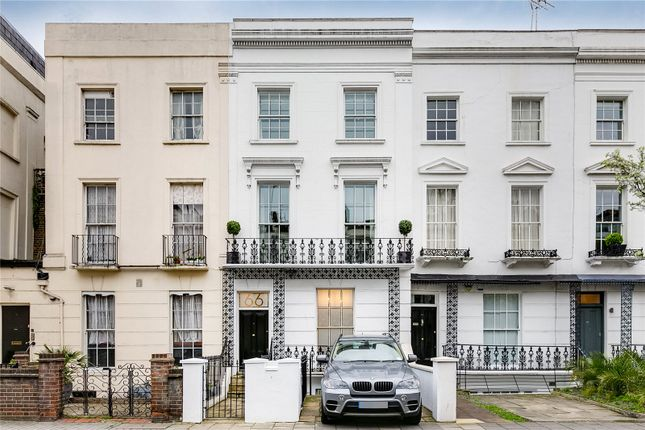 Thumbnail Terraced house for sale in Chepstow Road, London