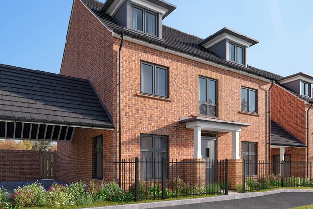 "Thumbnail Link-detached house for sale in ""The Bright"" at Hillside, Market Hill, Maldon"