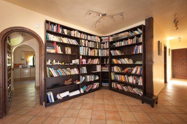Library of Spain, Málaga, Mijas, Mijas Costa
