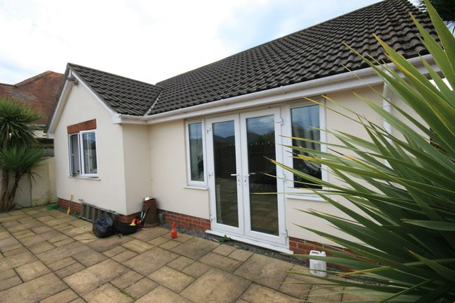 Thumbnail Detached bungalow for sale in Clingan Road, Southbourne, Bournemouth