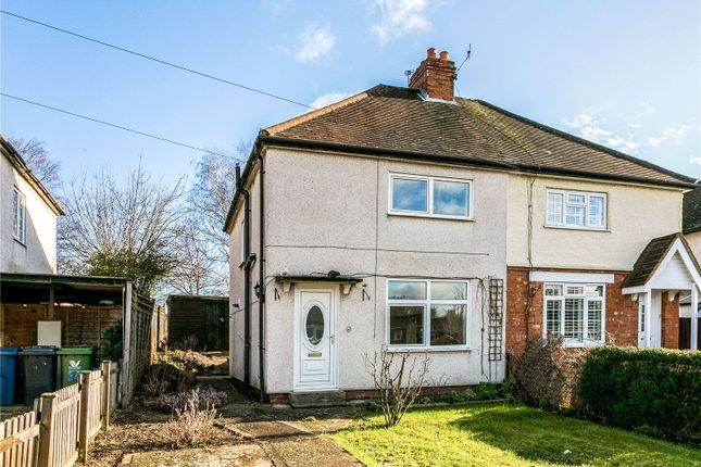 3 bed semi-detached house for sale in Seymour Court Road, Marlow, Buckinghamshire