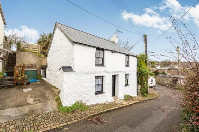 Thumbnail Detached house for sale in Gulval, Penzance, Cornwall