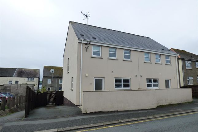Thumbnail Semi-detached house to rent in Robert Street, Milford Haven