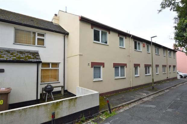 Thumbnail Flat for sale in Priory Road, Plymouth, Devon