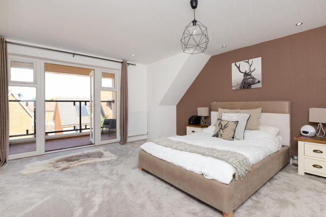 Bedroom of Blandford House, Sir Henry Brackenbury Road, Repton Park, Ashford TN23