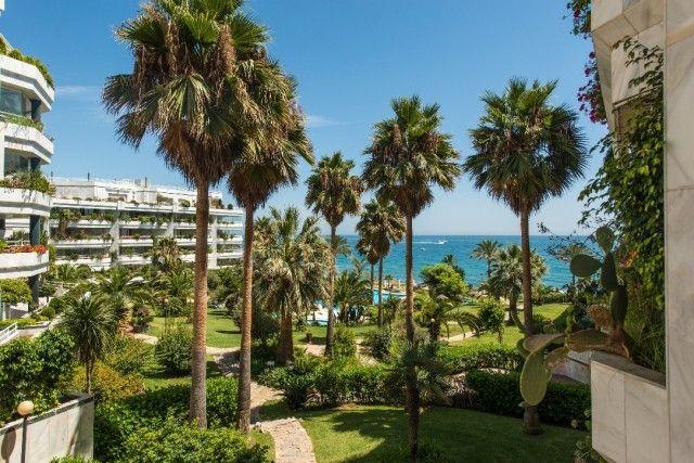 Garden Views of Spain, Málaga, Marbella