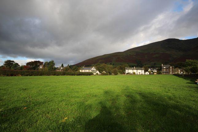 Thumbnail Land for sale in Lot 3 Land At Threlkeld, Keswick