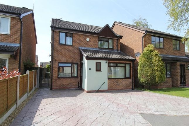 Thumbnail Detached house for sale in Country Meadows, Market Drayton
