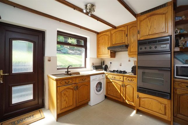 Kitchen of St Quentin Rise, Bradway, Sheffield S17