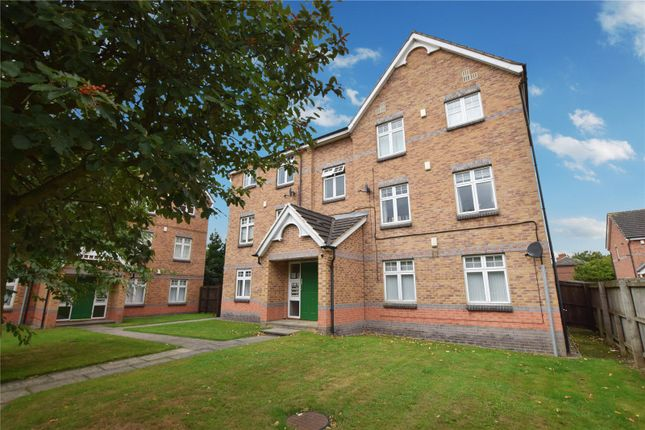 Thumbnail Flat to rent in Helmsley Court, Middleton, Leeds, West Yorkshire